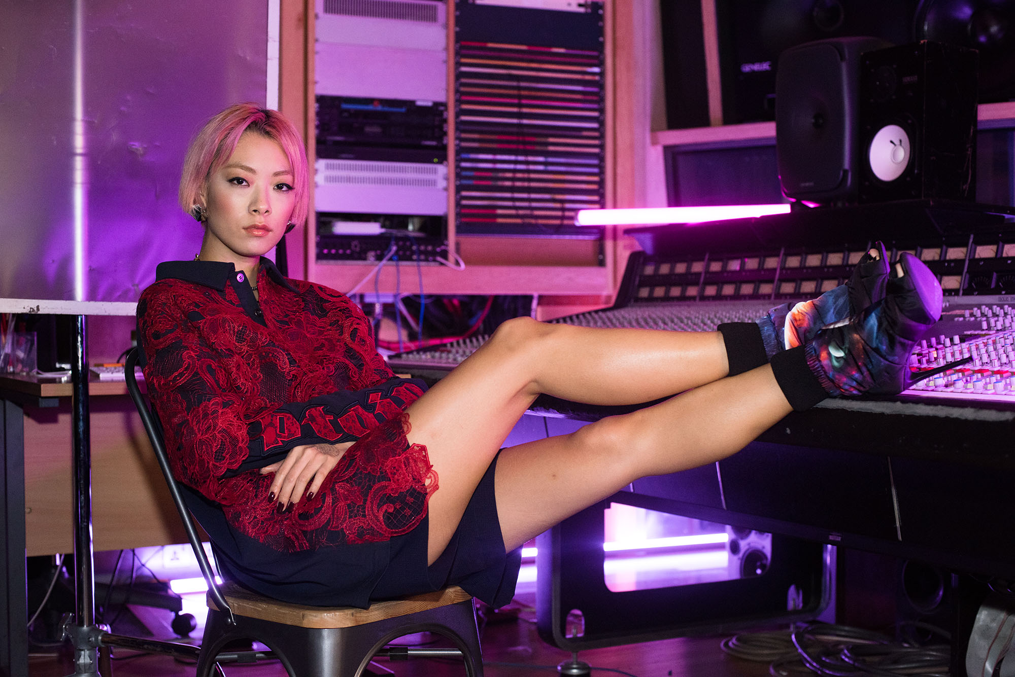 Discover our collaboration with music singer Rina Sawayama